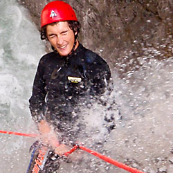 Teamevent und Teambuilding Canyoning Tirol