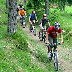 Teamevent und Betriebsausflug Radtour Altmühltal