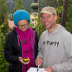 Teamevent und Teambuilding Geocaching GPS