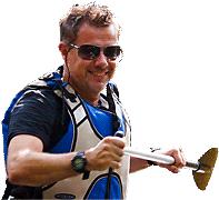 Outdoor Teamevent, Teambuidling und Betriebsausflug und