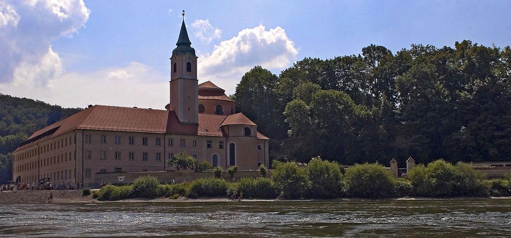 Betriebsausflug Kanu Tour Donau