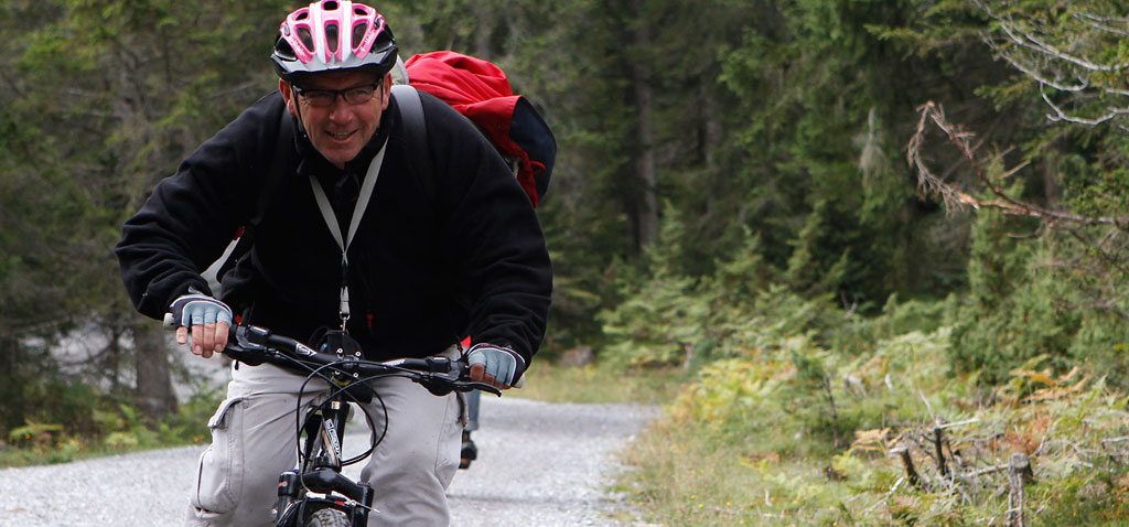 Bike Team Company: Aktives Teamevent und Betriebsausflug