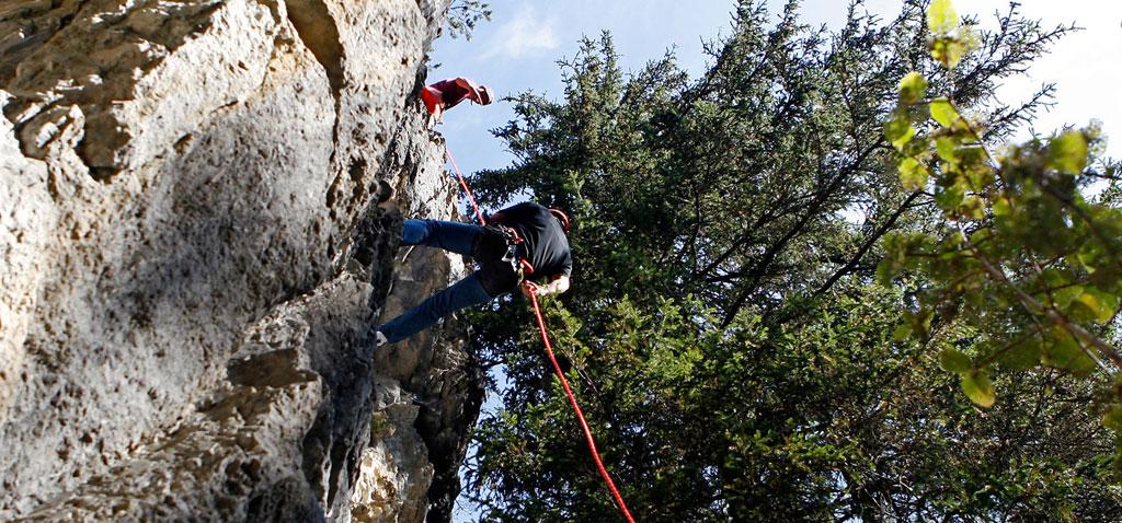 Teamevent Team Klettern im Altmühltal, Bayern